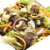Тайский салат с говядиной Фото