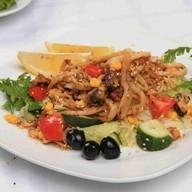 Тёплый салат Морская палитра Фото