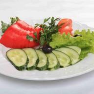 Сэт из свежих овощей Фото