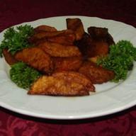 Картофель печёный Фото