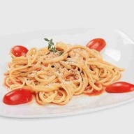 Спагетти Томато Фото