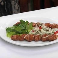 Люля-кебаб из говядины Фото