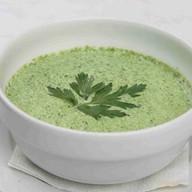 Суп-крем из шпината Фото