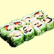 Спайси маки с лососем Фото