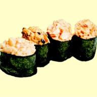 Гункан спайси с лососем Фото