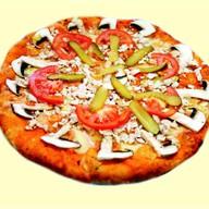 Чикен пицца Фото
