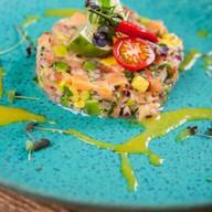 Севиче из лосося Фото