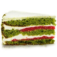 Торт фисташковый Фото