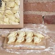 Вареники с картофелем и сулугуни Фото