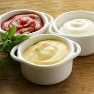 Медово-горчичный соус Фото
