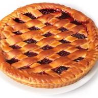 Брусничный пирог Фото