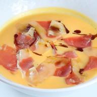Крем-суп из тыквы Фото