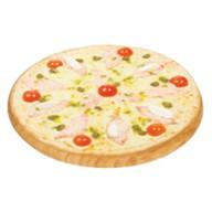 Пицца сливочная с лососем Фото