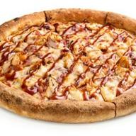 Пицца с курочкой и беконом Фото