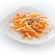 Салат с пророщенной пшеницей Фото
