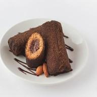 Трубочка Восторг шоколадная Фото