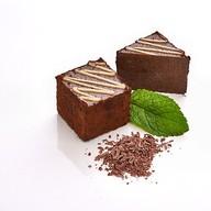 Пирожное Нежность шоколад Фото