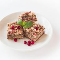 Пирожное Блаженство шоколадное Фото