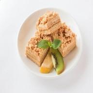 Пирожное Блаженство с фруктовым джемом Фото