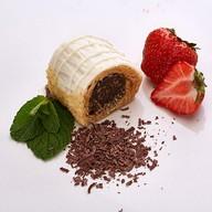 Пирожное Тайна сливочное Фото
