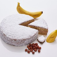 Банановый кейк Фото