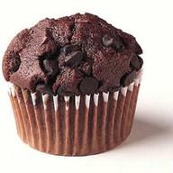 Шоколадный маффин Фото