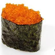 Гункан с оранжевой Тобико Фото