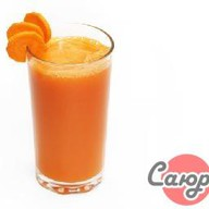Сок морковный Фото