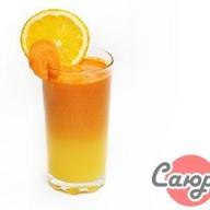 Сок морковно-апельсиновый Фото