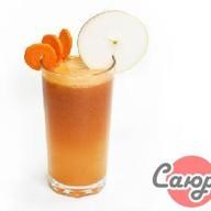 Сок морковно-яблочный Фото