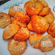 Миндально-ореховое печенье Фото