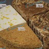 Ассорти из 4 тортов (вариант 2) Фото