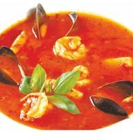 Томатный суп по-триоски Фото