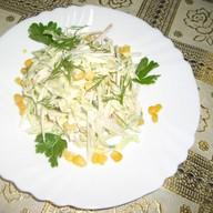 Салат крабовый Фото
