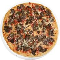 Пицца с грибами Фото