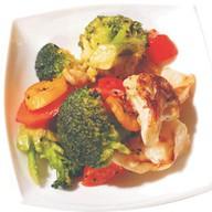 Фрикасе из овощей Фото