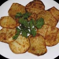 Картофель гриль Фото