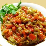Салат-мангал (печеные овощи) Фото