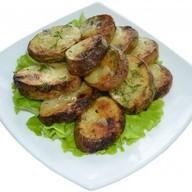 Печеный картофель Фото