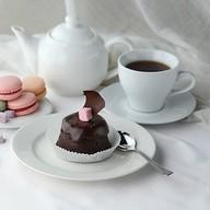 Шоколадно-вишневый кекс с перцем чили Фото