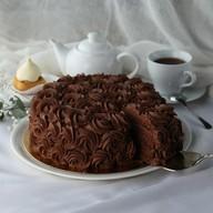 Трюфельный торт Фото