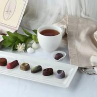 Шоколад с перцем конфета Фото