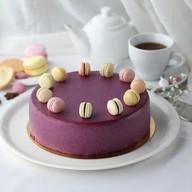 Фиалковый торт Фото