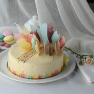 Йогуртовый торт Фото