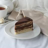 Французский шоко торт Фото