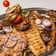 Мешано месо (на двоих) Фото