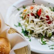 Салат+суп Фото