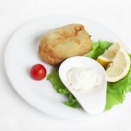 Пуньена паприка с сыром Фото