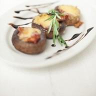 Пуньне печурки на грилу Фото