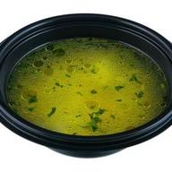Суп куриный с вермишелью Фото